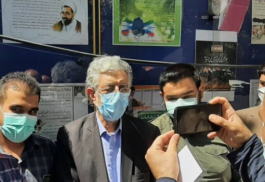 وزیر جوان روحانی با خانواده پای صندوق آمد /مهرعلیزده به جماران رفت/حدادعادل در کجا رای داد؟