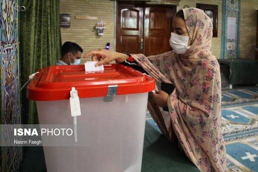 انتخابات در کیش