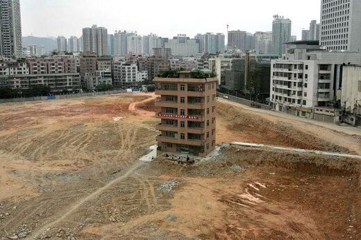 ببینید   ساخت یک آپارتمان مجهز ۱۰ طبقه در کمتر از یک روز و نیم!