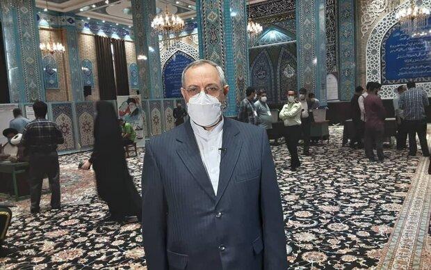 ستاد انتخاباتی ابراهیم رئیسی معترض شد/توصیه های انتخاباتی مقام بلندپایه نظامی و عضو شورای نگهبان به مردم