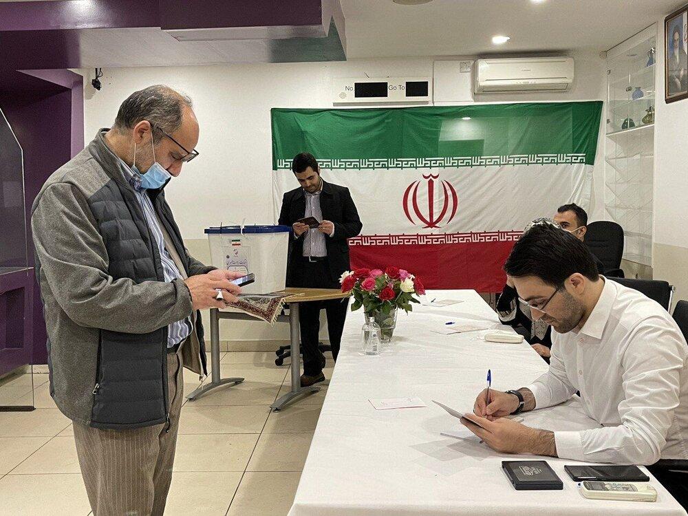 شیطنت بیبیسی فارسی درباره تعطیلی صندوق اخذ رای در لندن