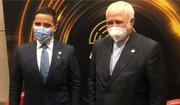 ظریف با وزرای خارجه کویت و افغانستان دیدار کرد/عکس