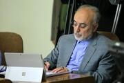 پیام تبریک صالحی به رئیسی