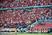 مجارستان رکورد حضور تماشاگر دوران کرونا را شکست!/عکس