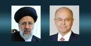 برهم صالح با رئیسی تماس گرفت