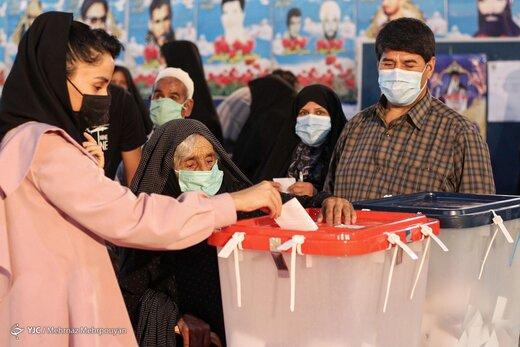 ابراهیم رئیسی در تهران چند میلیون رأی آورد /میزان مشارکت در پایتخت؛ ۲۶ درصد