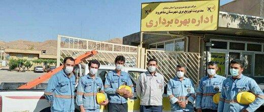 فعالیت ۵۰ اکیپ عملیاتی شرکت توزیع برق استان سمنان در انتخابات ۲۸ خرداد