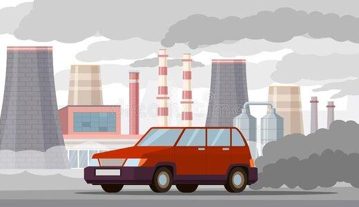 هوای تهران در گرما هم آلوده است / «ازن» چه بلایی سر ریهها میآورد؟