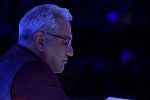 ببینید | تعجب مهران مدیری از اطلاعات بالای یک شرکتکننده