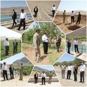 ممنوعیت پمپاژ آب به اراضی دیم لرستان