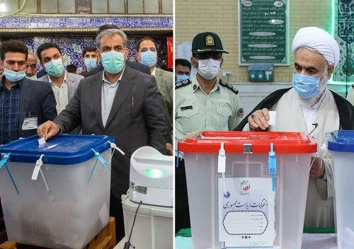 قدردانی از حضور پرشور مردم استان قزوین در انتخابات