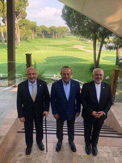 نشست سهجانبه ایران،ترکیه و افغانستان آغاز شد