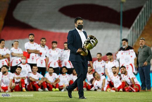 گزارش تصویری دیدار سوپر جام پرسپولیس - تراکتور
