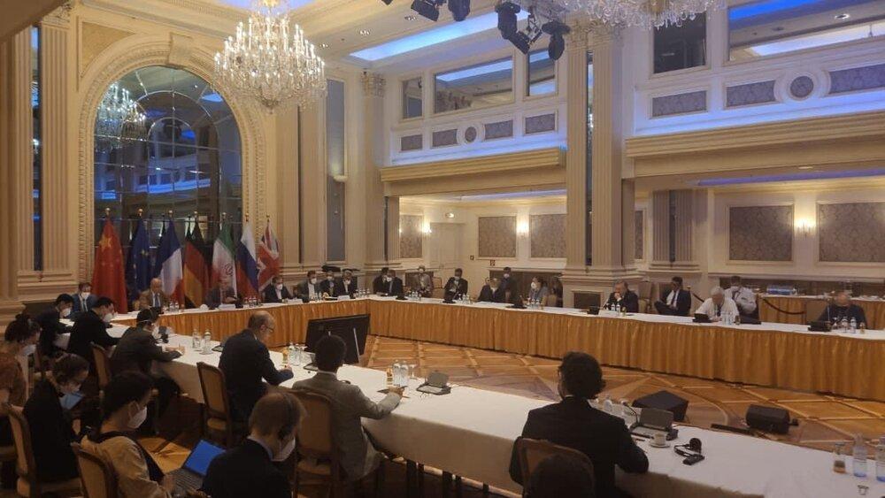 تصویر از جلسه کمیسیون مشترک برجام پایان یافت