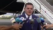 هواپیمای قذافی به لیبی بازگشت