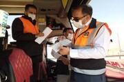 ۶۵گشت کنترل ناوگان حمل و نقل کالا و مسافر در قزوین انجام شد