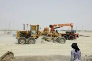 عملیات اجرایی سه طرح اقتصادی و زیربنایی در منطقه آزاد چابهار آغاز شد
