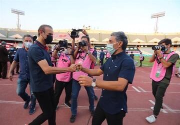 باشگاه پرسپولیس: کاش فقط بازی را میباختید، آقای خطیبی!
