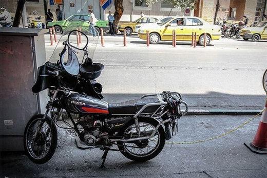 نیمی از متوفیان تصادفات مربوط به موتورسواران است