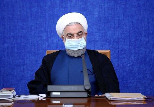 روحانی به منتقدان: اقدامات دولت در بخش سلامت قابل انکار نخواهد بود