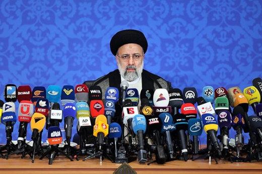 رسانههای عربی درباره نشست خبری رئیسی چه نوشتند؟