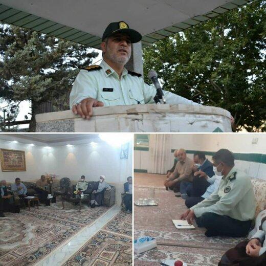  پایان اختلاف چندین ساله با وساطت پلیس در خرم آباد
