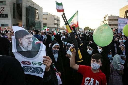 ببینید   شعارهای توهینآمیز به دولت روحانی در حضور زاکانی