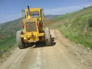 امسال، ۵۰۰ کیلومتر راه روستایی در آذربایجانغربی تسطیح شده است