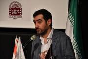شهاب حسینی، بدون ماسک در آیین بزرگداشت عباس کیارستمی/ عکس
