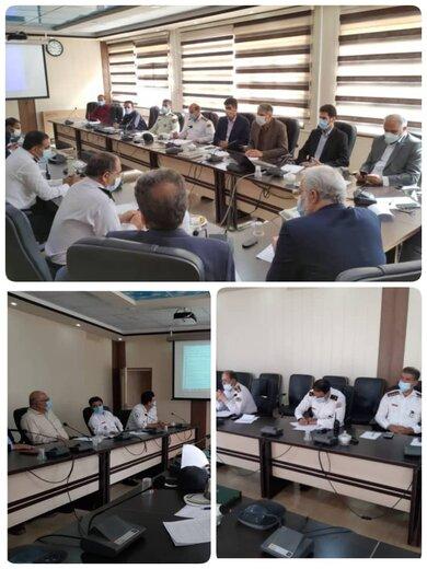 سومین جلسه کمیسیون مدیریت اجرایی ایمنی حمل و نقل استان لرستان برگزار شد