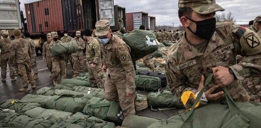 بیانیه سنتکام درباره خروج نظامیان آمریکایی از افغانستان