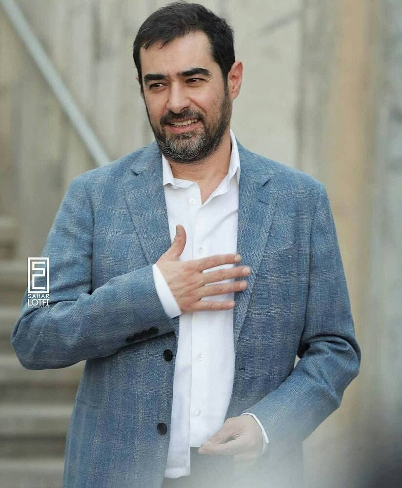 شهاب حسینی در آیین بزرگداشت عباس کیارستمی/ عکس