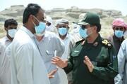 رفع مشکلات محرومان به اندازه امنیت دریا برای سپاه اهمیت دارد