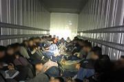ببینید   شیوه عجیب قاچاق انسان از مکزیک به آمریکا