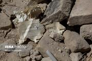 تصاویری دردناک از تخریب دو سینمای قدیمی در مشهد