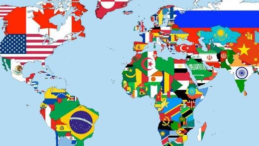 اینفوگرافیک | درصد آرای منتخب ریاست جمهوری بر حسب کل واجدین شرایط در برخی کشورهای جهان