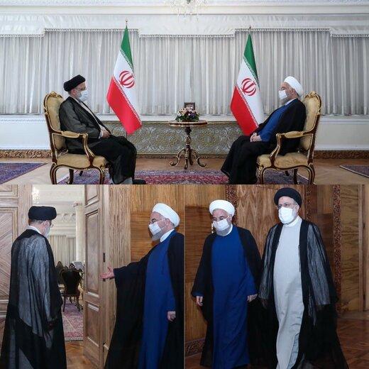 Iran Pres: All should help president-elect