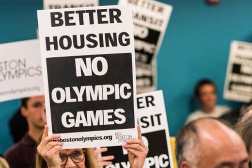 ببینید | المپیکِ نخواستنیِ توکیو