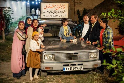 اعتراض محمدحسین لطیفی به رعایت نشدن کپیرایت در ساخت «دودکش ۲»