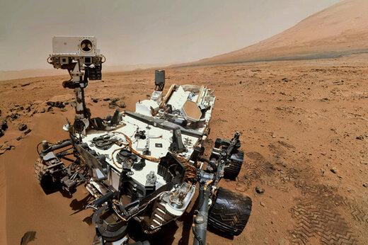 ببینید | تصاویری ۳۶۰ درجه جدید از مریخ
