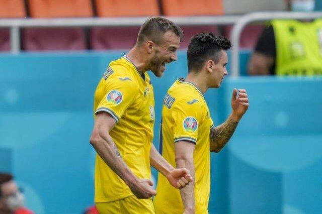 شانس بزرگ شوچنکو و اوکراین در یورو 2020