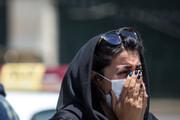ببینید | لحظهای تلخ از ورود قربانیان و مصدومان سانحه واژگونی اتوبوس خبرنگاران به تهران