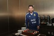 ببینید | سورپرایز مسی در حین خواب؛ جشن تولد لئو در اردوی آرژانتین