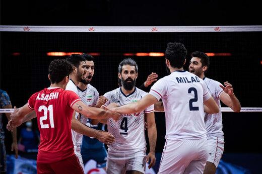 معرفی ترکیب تیم المپیکی والیبال بماند برای تهران