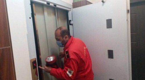 افزایش میزان حوادث آسانسور در قزوین