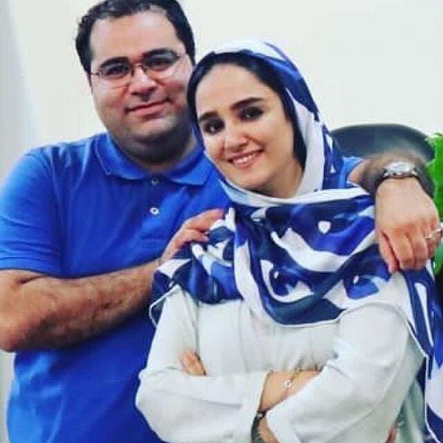 جگرم خون است/  وداع سیدعبدالجواد موسوی با جانباختگان حادثه اتوبوس خبرنگاران