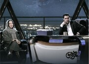واکنش هانیه توسلی به سانسور چهرهاش در برنامه «همرفیق»/ عکس