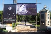 تصاویر | تشییع پیکر ریحانه یاسینی و مهشاد کریمی در بهشت زهرا