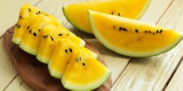با فواید زیاد هندوانه زرد یا آناناسی آشنا شوید