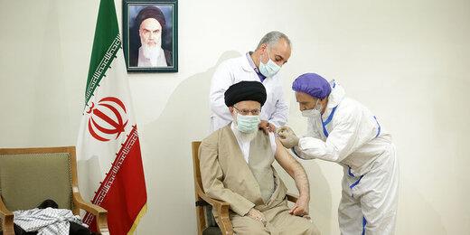 رهبر انقلاب: منتظر واکسن ایرانی کرونا ماندم برای پاسداشت افتخار ملی